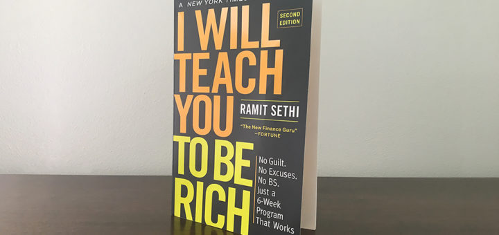 I Will Teach You To Be Rich Book Title